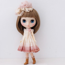 Custom Blythe for Blythe Con Japan E