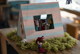DOLL SEWING BOOK HANON 2016 EXHIBITION