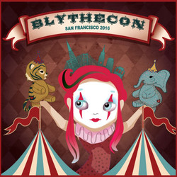 BlytheCon San Francisco 2016 07/24 ,