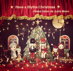 "X'mas Tea Party ""Have a Blythe Chris"