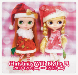 Christmas With Blythe