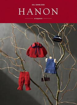 DOLL SEWING BOOK HANON ARRANGEMENT-TOP