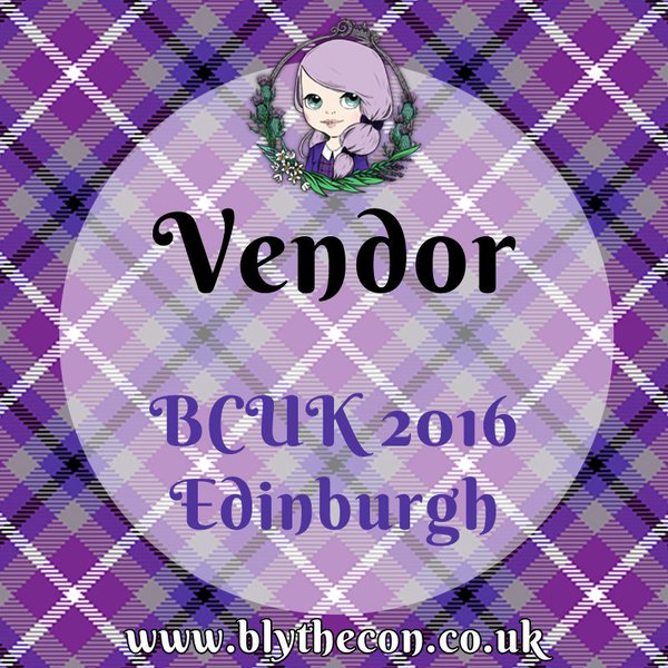 BlytheconUK2016 in Edinburgh