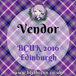 BlytheconUK2016 in Edinburgh
