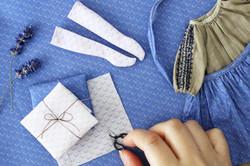 Hanon fabric 'Dear'