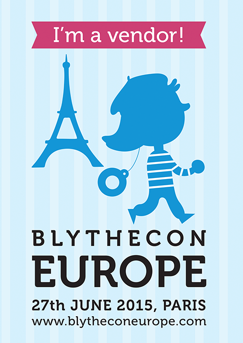 BlytheCon Europe 2015 Paris