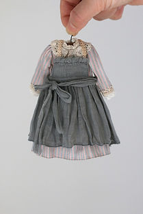 pink Alice dress