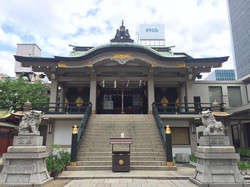 名品市2016 / 難波神社