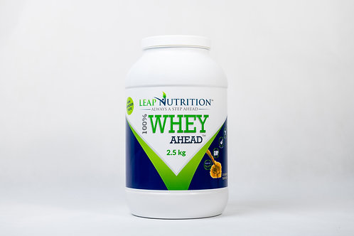 100% Whey Ahead™ Cookies N' Cream