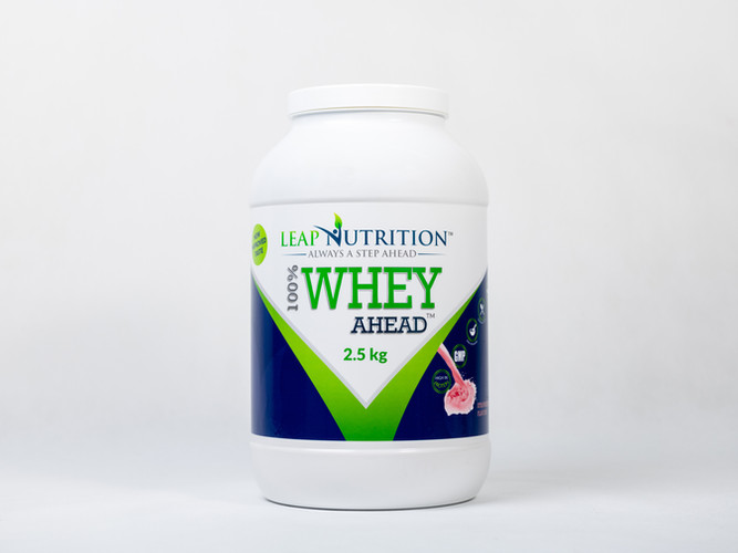 Whey Strawberry 2.5kg
