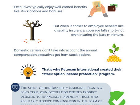 What Is Stock Income Disability Insurance?