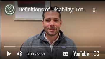 8 Disability Insurance Terms You Should Know [Videos]