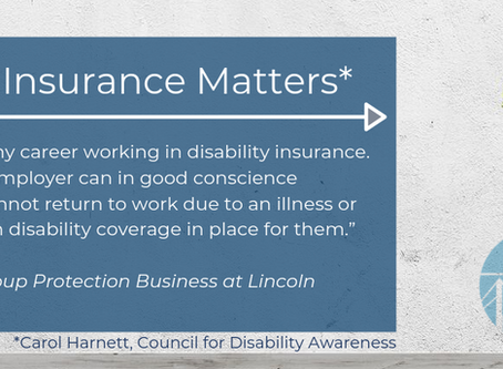 Advice from the Council for Disability Awareness's Blog