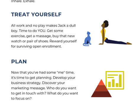 5 Ways to Help Benefit Brokers Decompress Following Open Enrollment