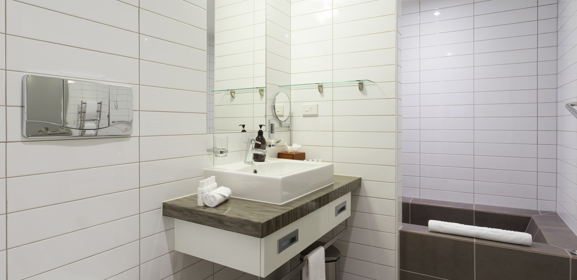Bathroom, Queenstown Stays