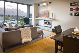 Vacation rental apartment Queenstown NZ