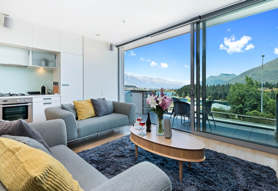 QS Jade 217 Apartment, Queenstown Stays