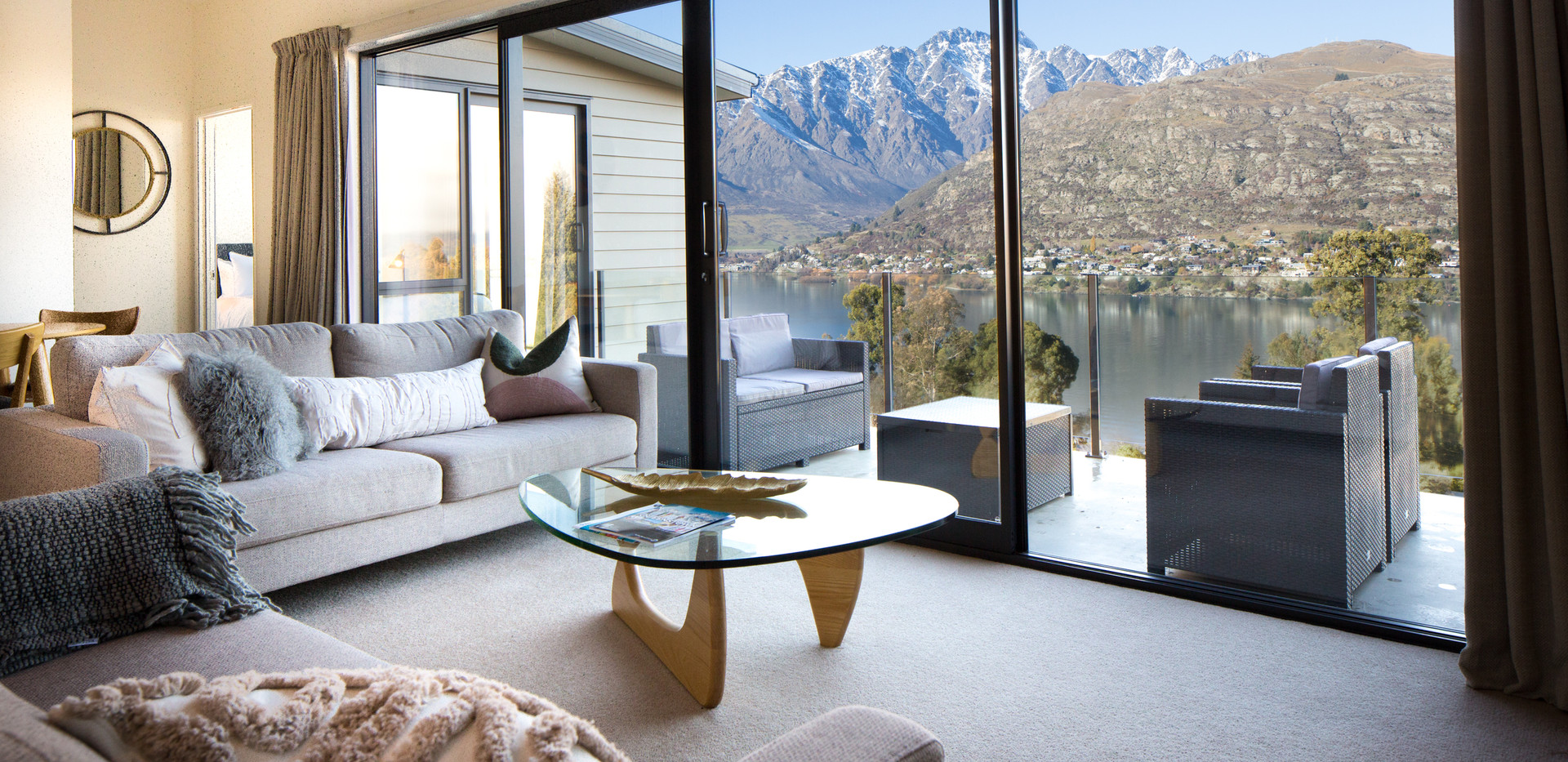 Goldrush 2 Bedroom Apartment, Queenstown Stays
