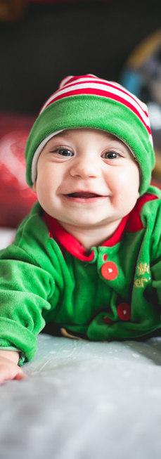Piccolo Elfo di natale