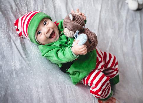 Baby book Natalizio