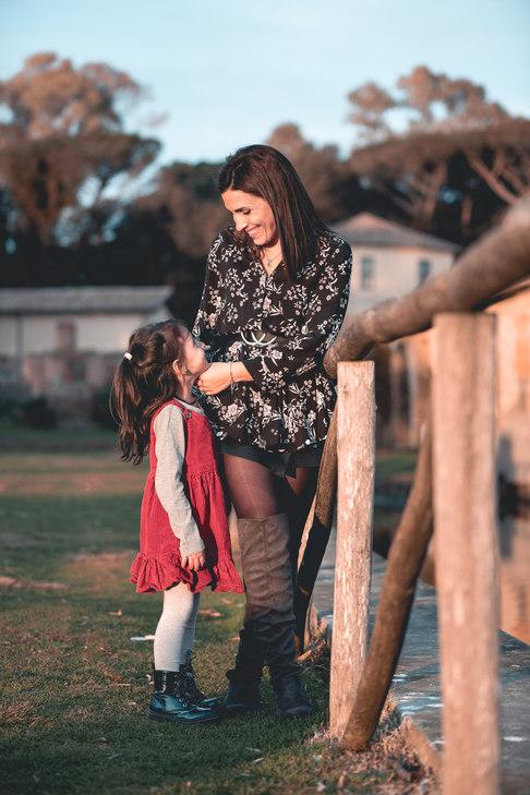 la complicità tra mamma e figlia