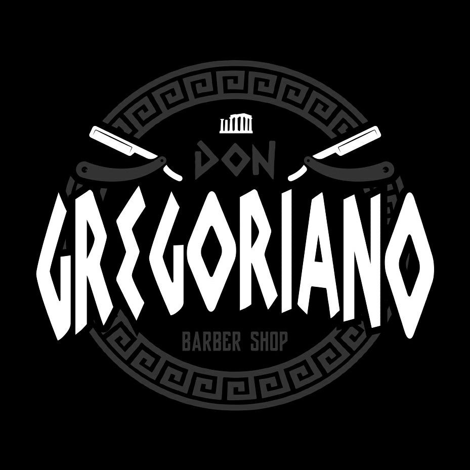 Logo Don Gregoriano Barbearia