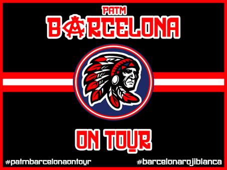 Inscripciones #patmbarcelonaontour - Últimos días!!!