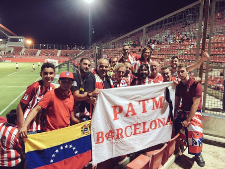 Girona FC 2-2 Atlético de Madrid