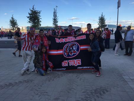 Atlético de Madrid 1-0 Málaga - Estreno Metropolitano