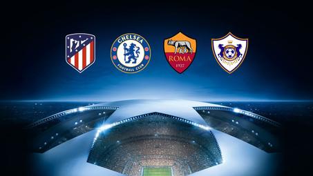 Champions League: Sorteo fase previa
