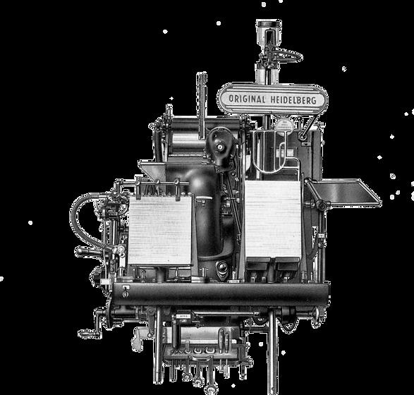 Classic Printing Press