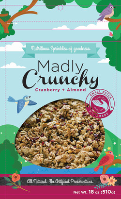 Blue Tree Gourmet_Madly Crunchy_18OZ