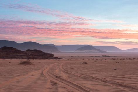 Wadi Rum Dawn