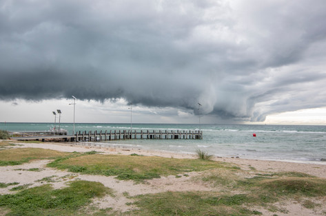 Rye Storm 2020