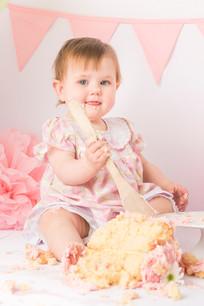 Cake Smash Mornington Peninsula Janine Ward Photography