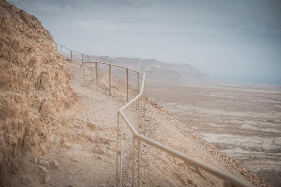 Masada Dawn