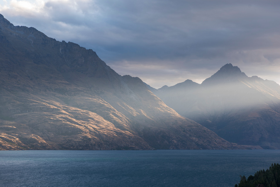 Last Light at Queenstown