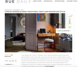 Rue Magazine's Feature on Turkish Mo