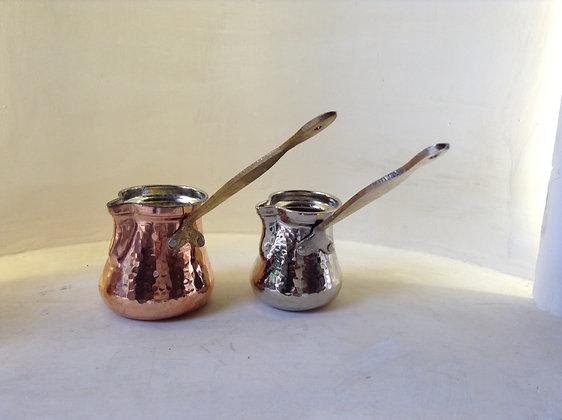 Copper Mini Saucepan