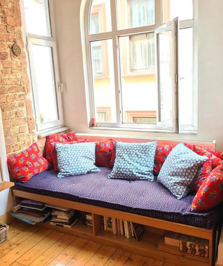 Turkish Modern Daybed
