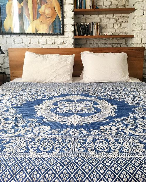 Handwoven Bedspread- Turkish Pike