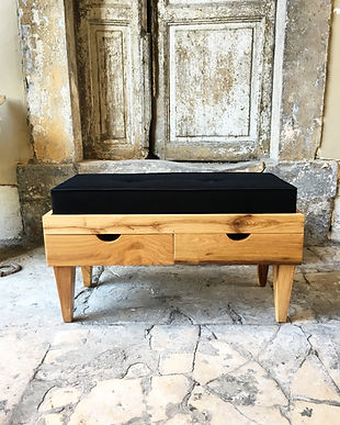 Handmade Oak Benches