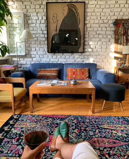 At Home with Turkish Modern