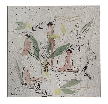 Quatre femmes