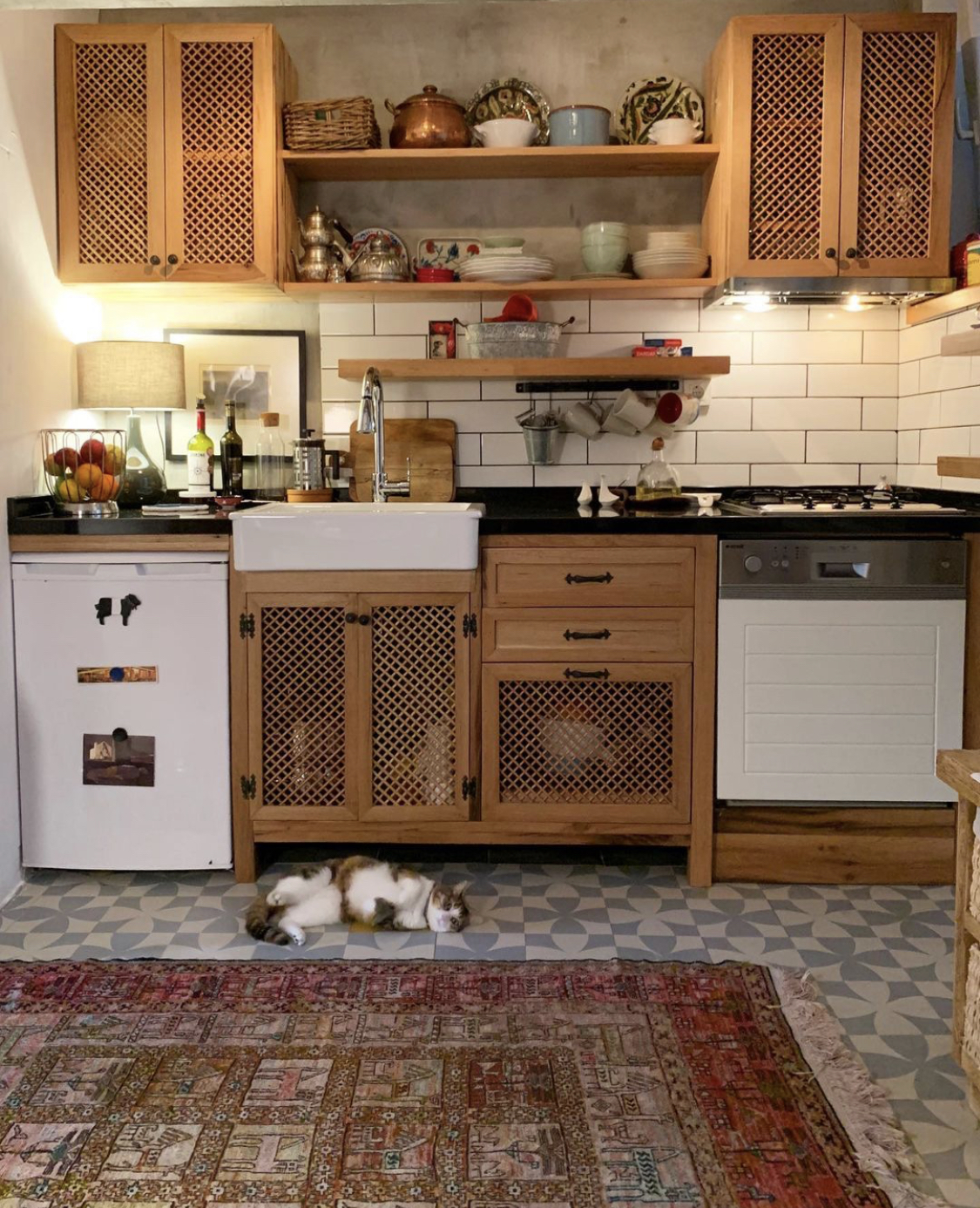 Turkish Modern Kitchen
