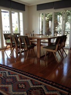 Turkish Modern Seating