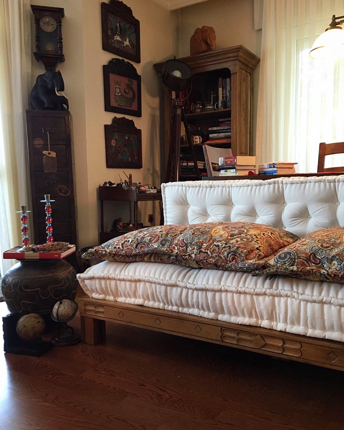 Feyz Pillows And Turkish Modern Furniture