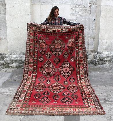 "Vintage Anatolian 8'2"" x 4'9"""