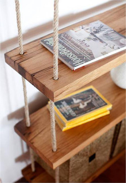 Turkish Modern Bookshelf