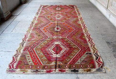 "Vintage Anatolian 11'11"" x 5'0"""